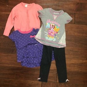 Other - Bundle Girls Size 4 Clothes